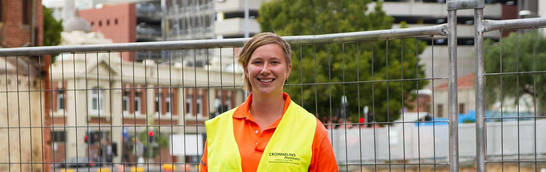 Tasmanian Building Group Apprenticeship scheme Women in Trades